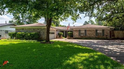 Bossier City Single Family Home For Sale: 1916 Carol Street