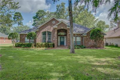 Benton Single Family Home For Sale: 110 Hilton Head Drive