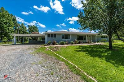Shreveport Single Family Home For Sale: 8005 Broadacres