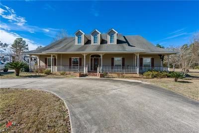 Webster Parish Single Family Home For Sale: 8614 Highway 371