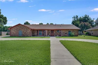 Bossier City Single Family Home For Sale: 230 Walnut Lane