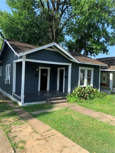 Shreveport Multi Family Home For Sale: 207 E Rutherford Street