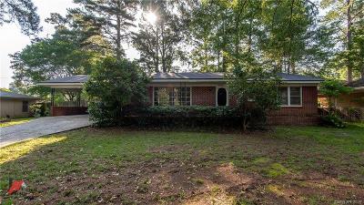 Minden Single Family Home For Sale: 804 Drew Lane