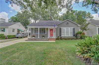 Shreveport Single Family Home For Sale: 531 Slattery Boulevard