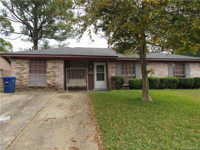 Shreveport Single Family Home For Sale: 9027 Southwood Drive