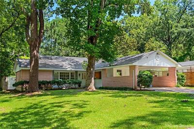 Shreveport Single Family Home For Sale: 6237 Dillingham Avenue