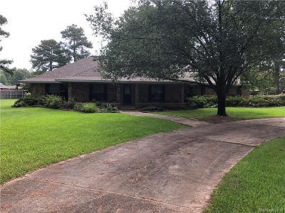 Shreveport Single Family Home For Sale: 8322 N Park Lane