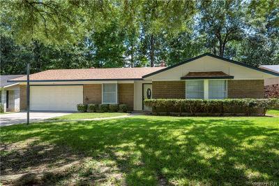 Shreveport Single Family Home For Sale: 3411 Tara Lane