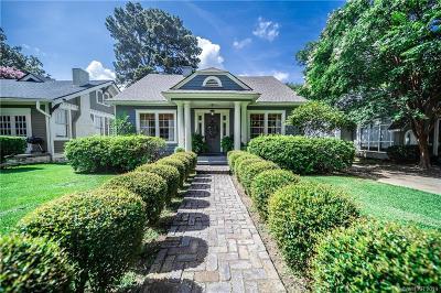 Shreveport Single Family Home For Sale: 739 Dudley Drive