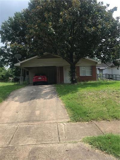 Shreveport Single Family Home For Sale: 2919 Murphy Street