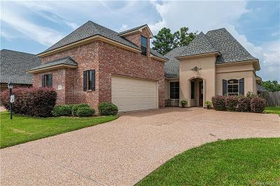Norris Ferry Crossing Single Family Home For Sale: 308 Evangeline Creek Drive
