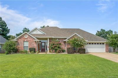Benton Single Family Home For Sale: 121 Pebble Beach Drive