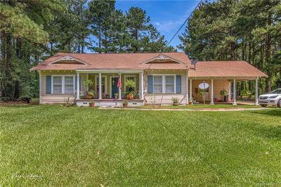 Desoto Parish Single Family Home For Sale: 13334 U.s. Hwy 84 Highway