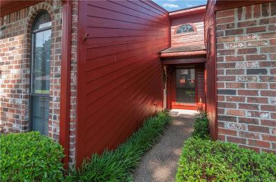 Shreveport Condo/Townhouse For Sale: 126 Fountain View