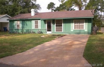 Shreveport Single Family Home For Sale: 9470 Normandie Drive