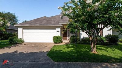 Shreveport Single Family Home For Sale: 9814 Sonnet Lane