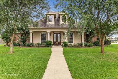 Bossier City Single Family Home For Sale: 102 Beau Bridge Circle