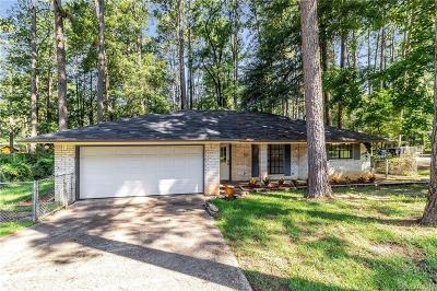 Haughton LA Single Family Home For Sale: $155,000