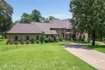 Benton Single Family Home For Sale: 4916 Old Oak Drive
