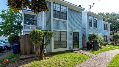 Shreveport Condo/Townhouse For Sale: 284 Settlers Park Drive