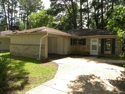 Shreveport Single Family Home For Sale: 9208 N Southland Park Drive