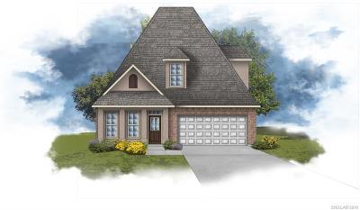 Shreveport Single Family Home For Sale: 9522 Lucien Way