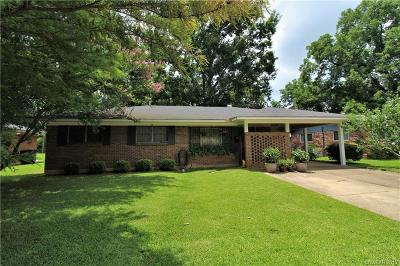 Bossier City Single Family Home For Sale: 4208 Helene Street