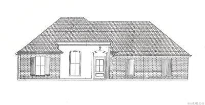 Shreveport Single Family Home For Sale: 6920 Bethany Reed