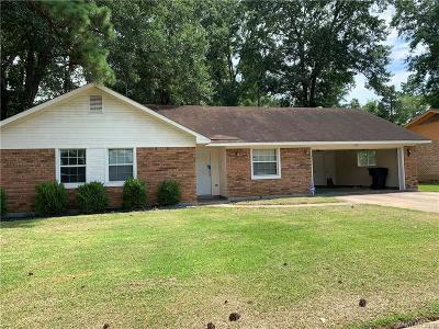 Shreveport Single Family Home For Sale: 2937 Jonathan Lane