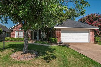 Shreveport Single Family Home For Sale: 9104 Coral Bells Court