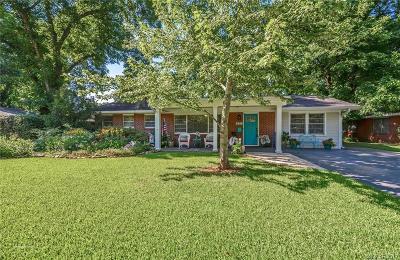Shreveport Single Family Home For Sale: 821 Lark Avenue