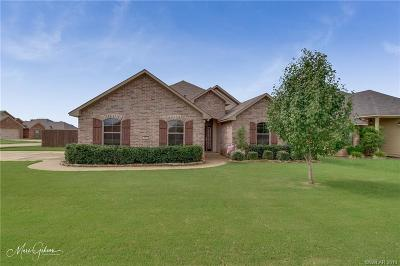 Bossier City Single Family Home For Sale: 3903 White Lake Drive