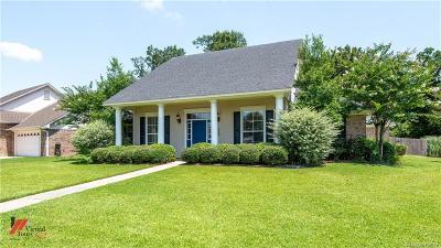 Bossier City Single Family Home For Sale: 1046 Cressmont Street