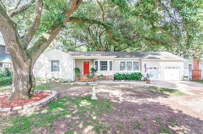 Shreveport Single Family Home For Sale: 3886 Fairfield Avenue