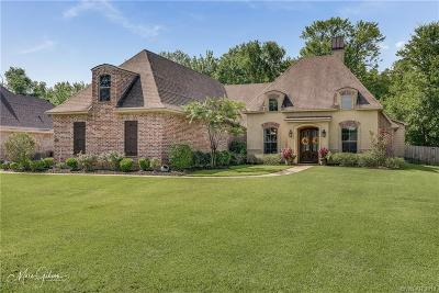 Bossier City Single Family Home For Sale: 728 Duckwater Landing