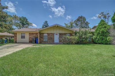 Shreveport Single Family Home For Sale: 1643 Shady Lane