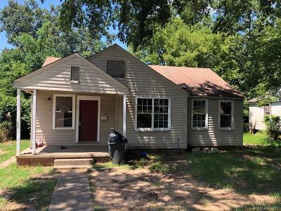 Shreveport Single Family Home For Sale: 1452 Alma Street