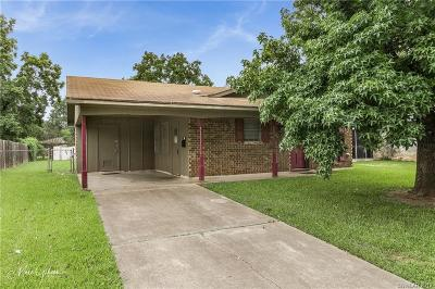 Bossier City Single Family Home For Sale: 1911 Orbit Drive