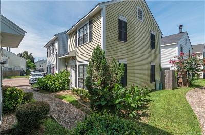 Shreveport Condo/Townhouse For Sale: 210 Settlers Park Drive