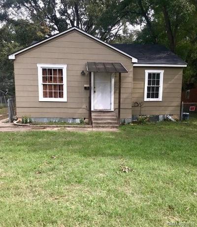 Shreveport Single Family Home For Sale: 5507 Sussex