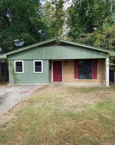 Shreveport Single Family Home For Sale: 1826 Lyons Street