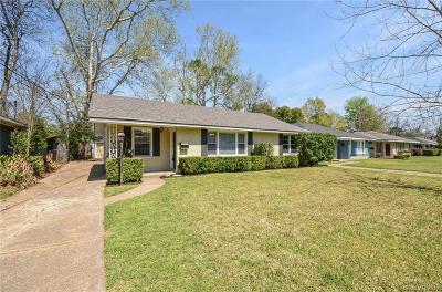 Shreveport Single Family Home For Sale: 366 Sandefur Drive