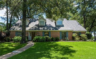Shreveport Single Family Home For Sale: 700 Emberwood