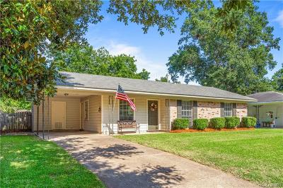 Bossier City Single Family Home For Sale: 4207 Kenny Street