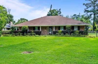 Shreveport Single Family Home For Sale: 2108 Crabapple Drive
