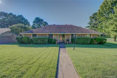 Haughton Single Family Home For Sale: 316 Hacienda Circle