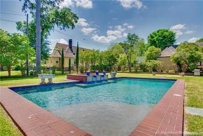 Shreveport LA Single Family Home For Sale: $583,000