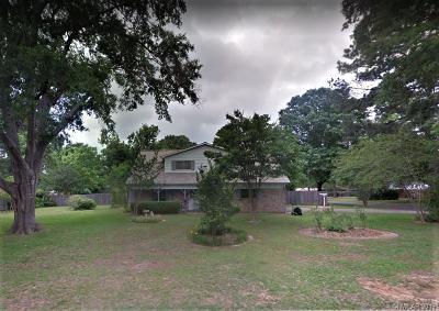 Shreveport Single Family Home For Sale: 6302 S Inwood Road