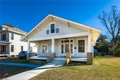 Shreveport Single Family Home For Sale: 843 Elmwood Street