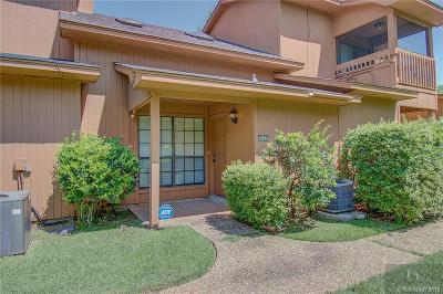 Shreveport Condo/Townhouse For Sale: 3421 Stonebrook Place